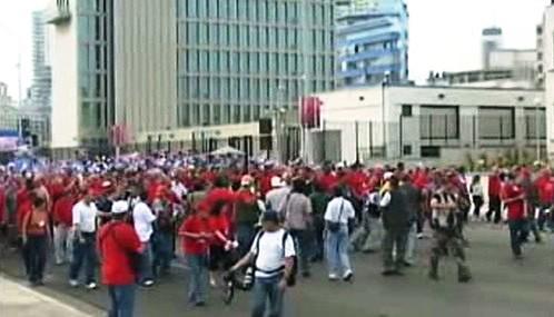 Demonstrace v Havaně