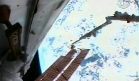 Planeta Země z perspektivy ISS