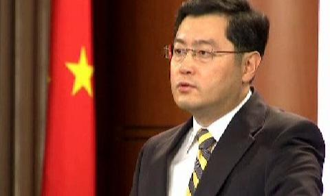 Čínský ministr zahraničí