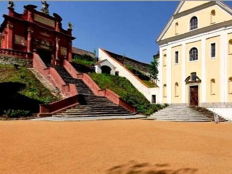 Piaristický klášter v Ostrově