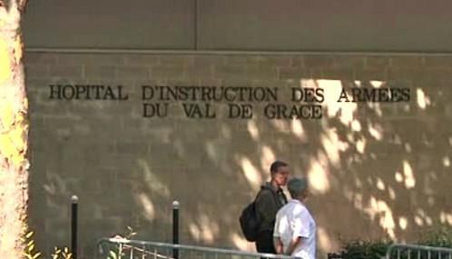 Pařížská nemocnice Val-de-Grâce