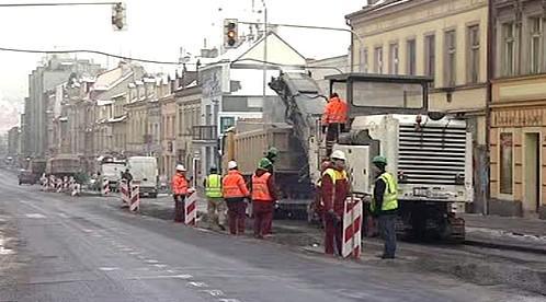 Rekonstrukce ulice