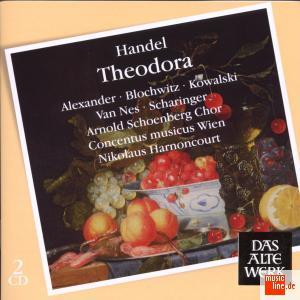 Georg Friedrich Händel - Theodora