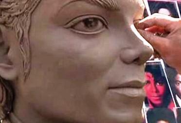 Socha Michaela Jacksona