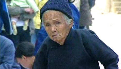 Čínská populace stárne