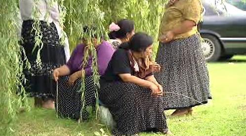 Romové z Rumunska