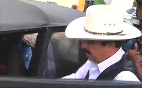 Zelaya míří do Hondurasu