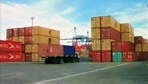 Překladiště kontejnerů