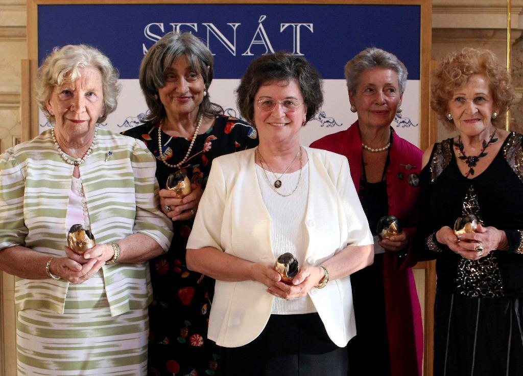 Významné české ženy ve světě za rok 2009
