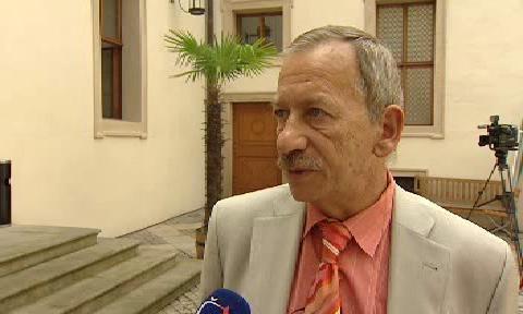 Senátor Jaroslav Kubera (ODS)