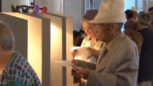 Prezidentské volby v Kyrgyzstánu