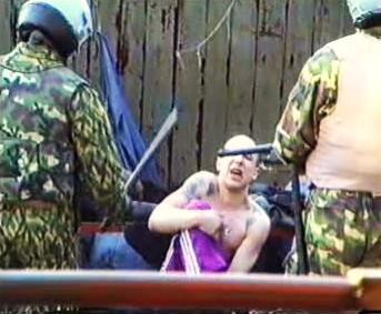 Násilí v ruských věznicích