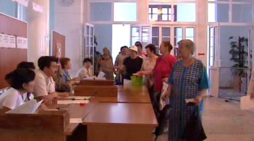 Volby v Kyrgyzstánu