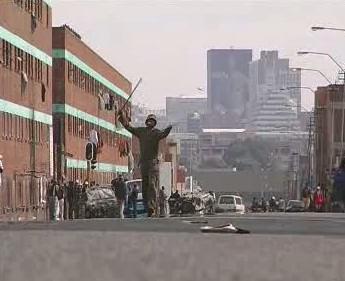 Násilí v Jihoafrické republice