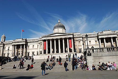 Národní galerie v Londýně