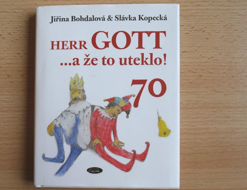 Kniha J. Bohdalové a S. Kopecké