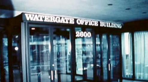 Kanceláře v komplexu Watergate