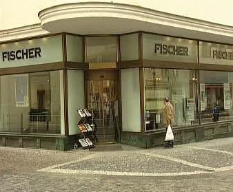 Budova cestovní kanceláře Fischer