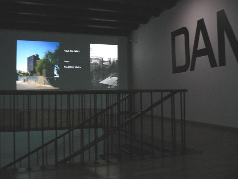 DaM Architekti - výstava