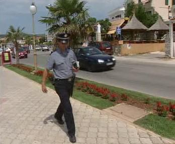 Chorvatský policista