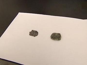 Vzorky měsíční horniny