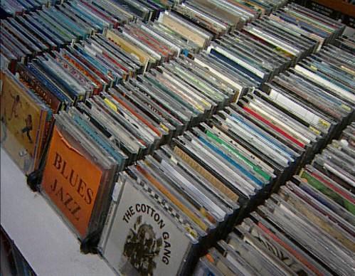 Hudební kompaktní disky