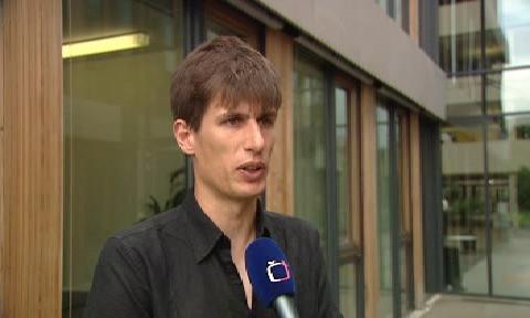 Hlavní ekonom Poštovní spořitelny Jan Bureš