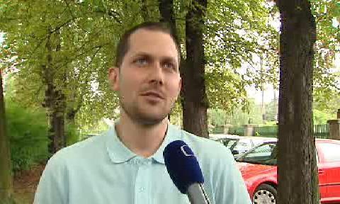 Šéfredaktor magazínu Auto7 Jan Blažek