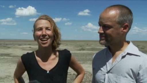 Monika Fischerová a Mathias Braschler