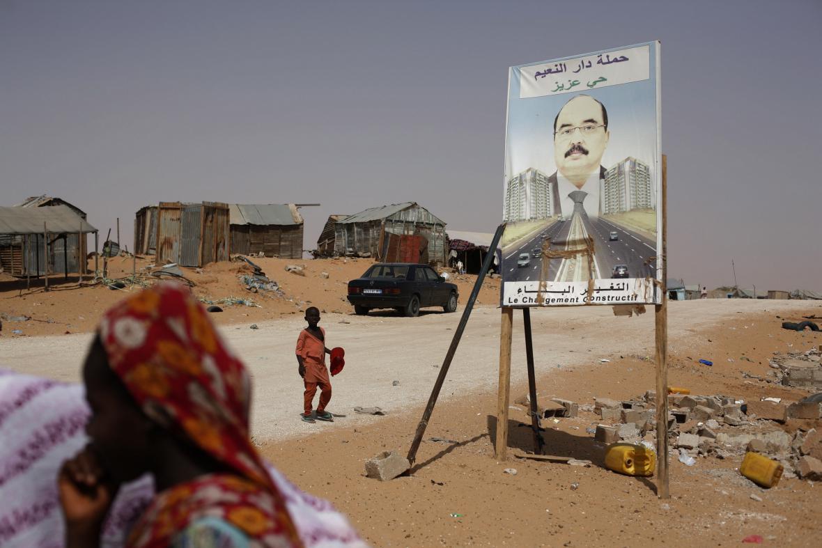 Prezidentské volby v Mauritánii