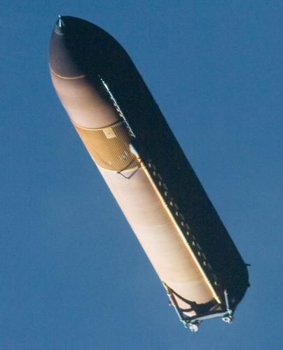 Palivová nádrž raketoplánu