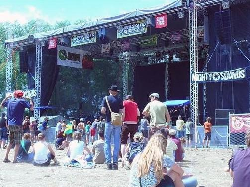Mighty Sounds 2008