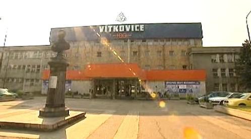 Vítkovická železárna