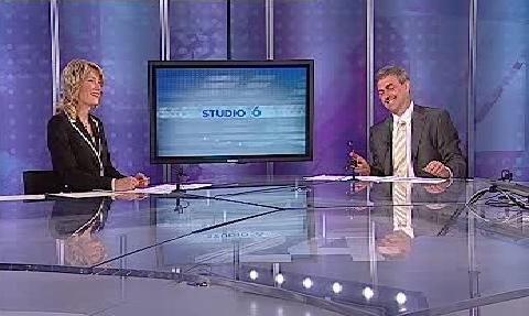 Ivo Mravinac hostem Studia 6