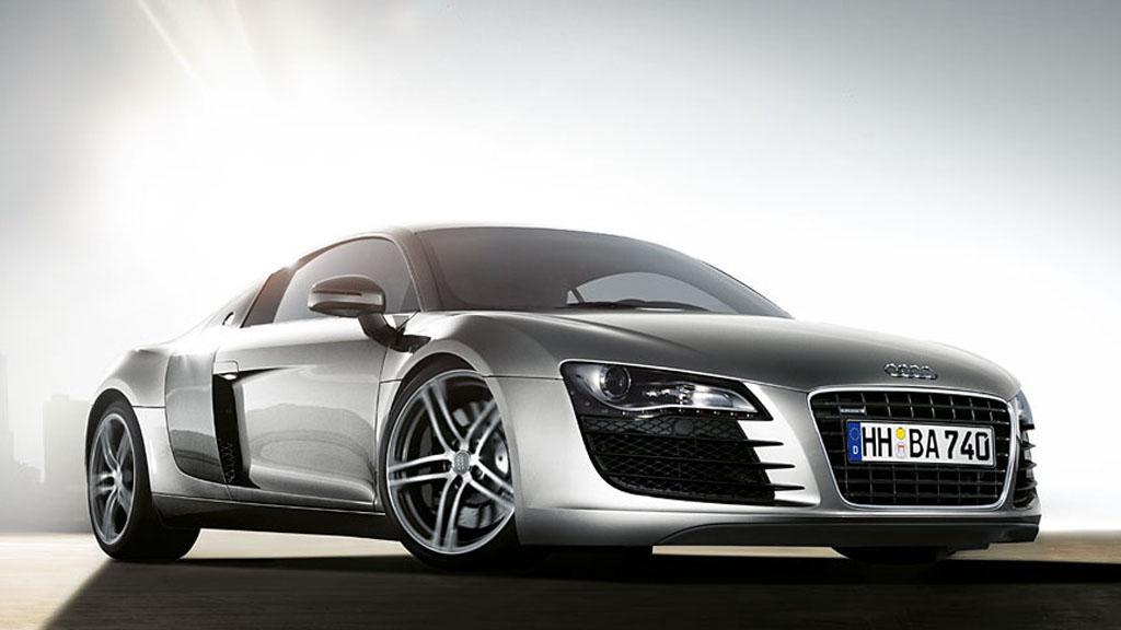 Nový model Audi