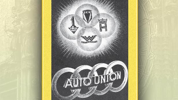 Logo firmy Audi