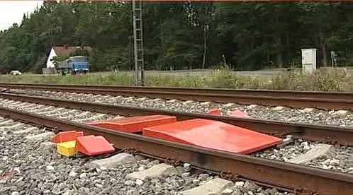 Zrekonstruovaná trať