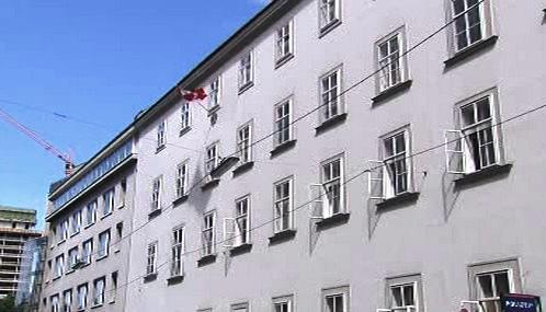 Kanadská ambasáda ve Vídni