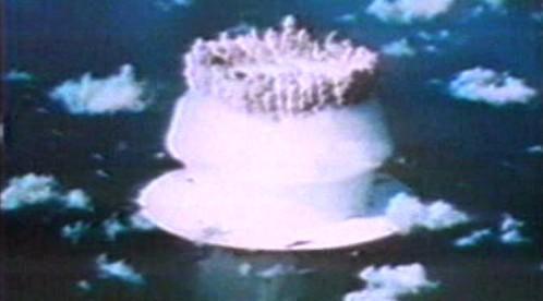 Atomový výbuch