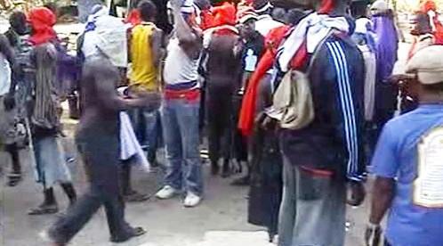 Nigerijští povstalci