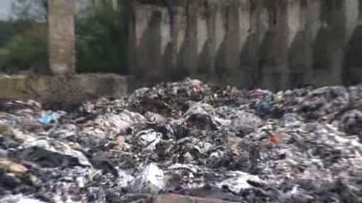 Nelegální odpad