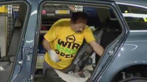 Zaměstnanec Opelu
