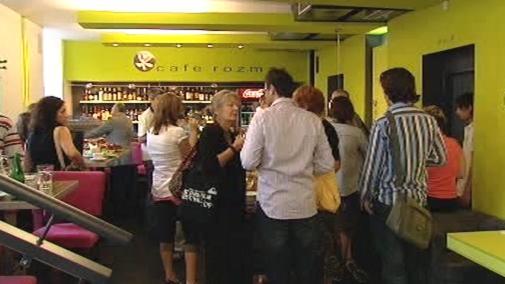 Kavárna Rozmar