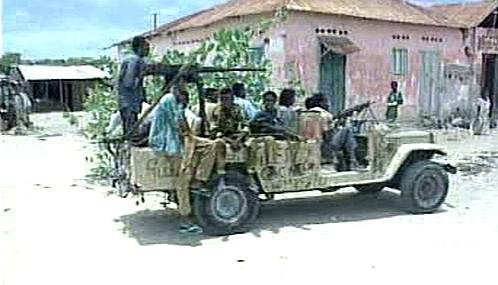Boje v Somálsku