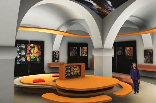 Expozice Radka Pilaře