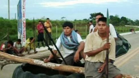 Peruánští indiáni