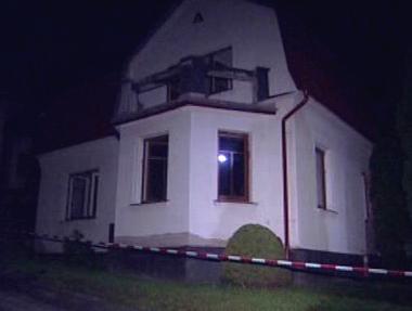 Dům v Záhorovicích