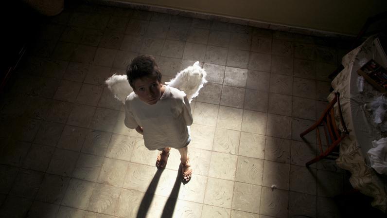 Anděl u moře