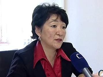 Djumagul Chotkaraeva