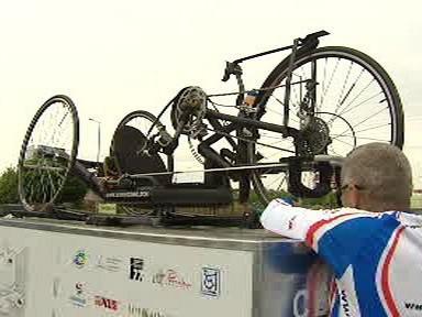 Speciálně upravené kolo